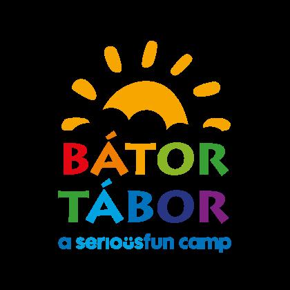 Bátor Tábor logó
